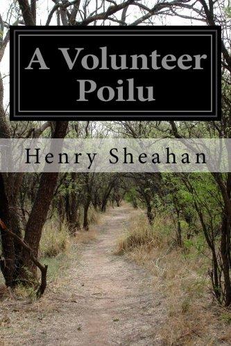 9781530705450: A Volunteer Poilu