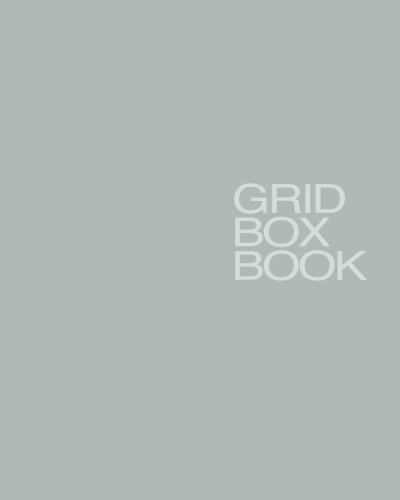 Grid Box Book: Grid Box Notebook, 8 X 10, 120 pages: Notable Notebooks