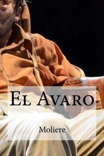 9781530740017: El Avaro