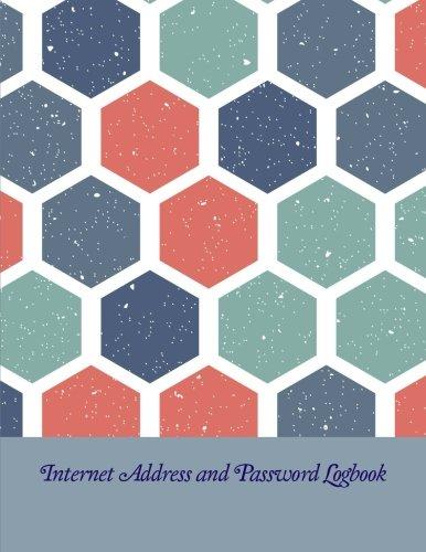 4: Internet Address and Password Logbook (Extra Large Password Keeper Journal) (Volume 4): Creative...