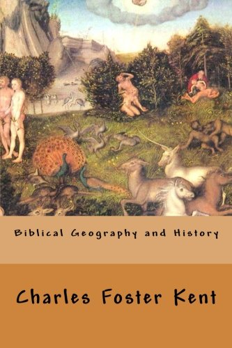 9781530753406: Biblical Geography and History