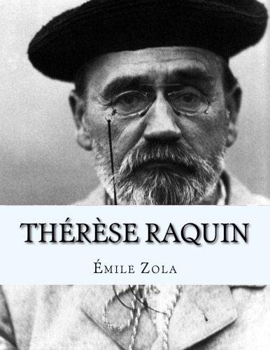 9781530755561: Thérèse Raquin (French Edition)