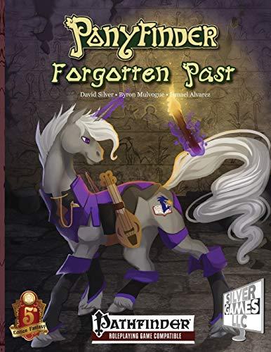 Ponyfinder - Forgotten Past: David M Silver