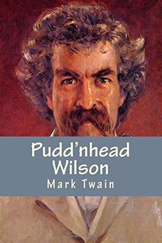 analyzing puddnhead wilson