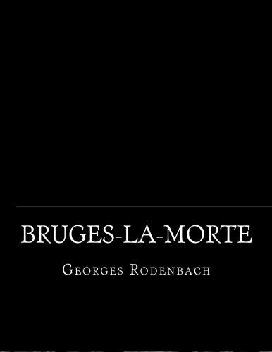 9781530768912: Bruges-la-morte