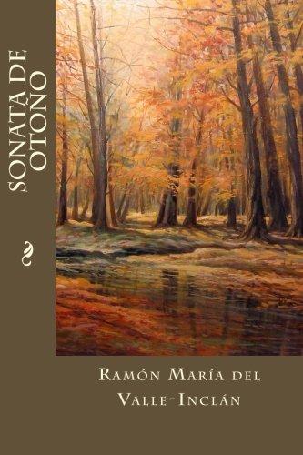 9781530772506: Sonata de Otoño (Spanish Edition)
