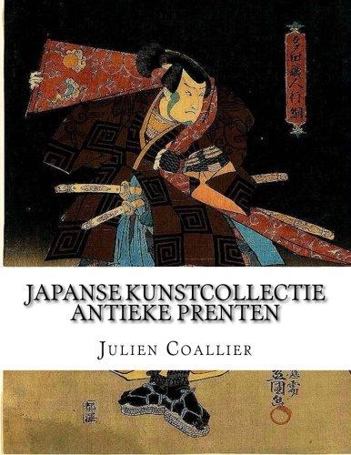 Japanse Kunstcollectie: antieke prenten (Dutch Edition): Coallier, Julien
