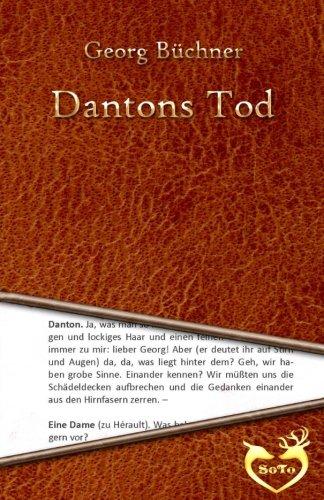 9781530797905: Dantons Tod (German Edition)