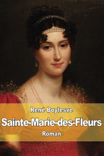 9781530803897: Sainte-Marie-des-Fleurs (French Edition)