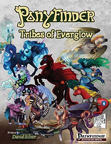 9781530803989: Ponyfinder - Tribes of Everglow