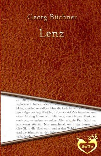 9781530830589: Lenz (German Edition)