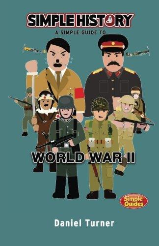9781530832804: Simple History: World War II (Europe)