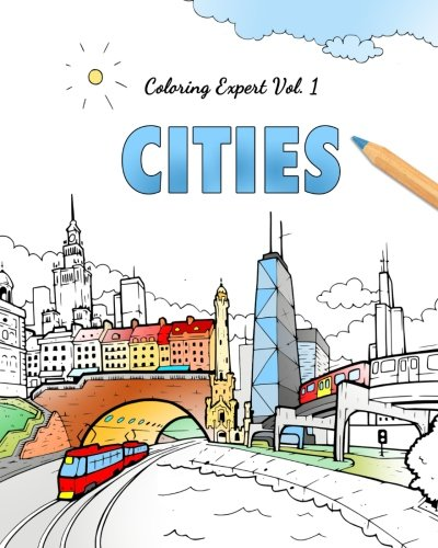 Coloring Expert Vol. 1: Around the world: playground