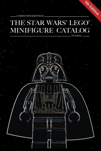 9781530886845: The Star Wars LEGO Minifigure Catalog: 5th Edition