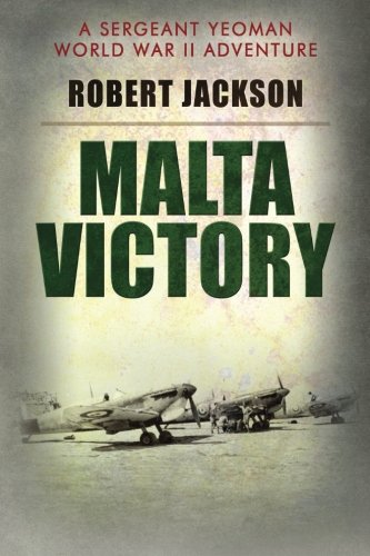 Malta Victory: Robert Jackson