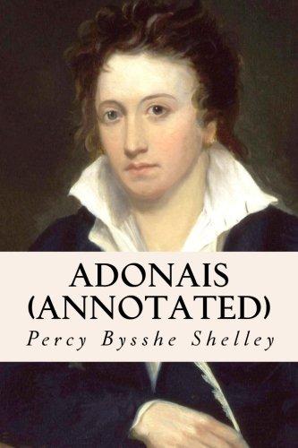 9781530888894: Adonais (annotated)