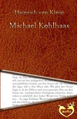 9781530889914: Michael Kohlhaas