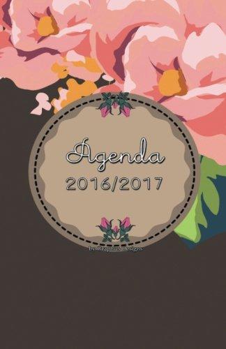 9781530905768: Agenda 2016 2017: interior a color (Volume 2) (Spanish Edition)