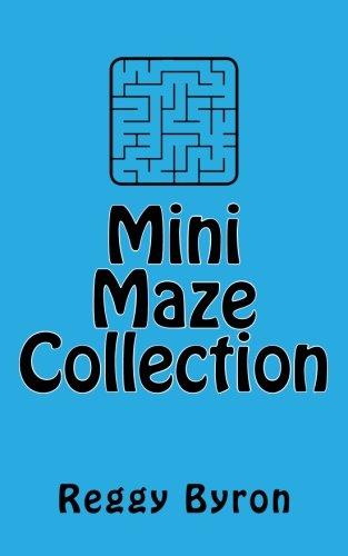 9781530906925: Mini Maze Collection