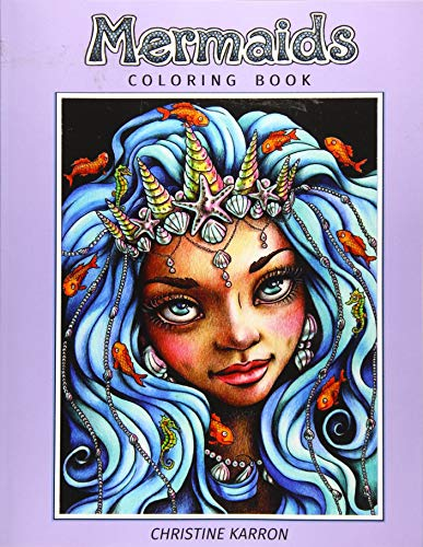 9781530909476: Mermaids: Coloring Book