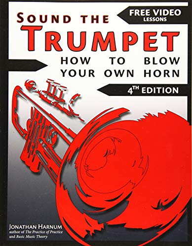 9781530913435: Sound the Trumpet: How to Blow Your Own Horn