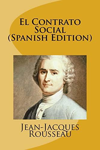 9781530933631: El Contrato Social (Spanish Edition)