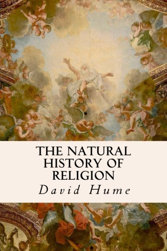 9781530958436: The Natural History of Religion