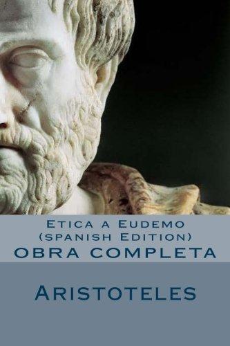 Etica a Eudemo (Spanish Edition) (Paperback): Aristoteles