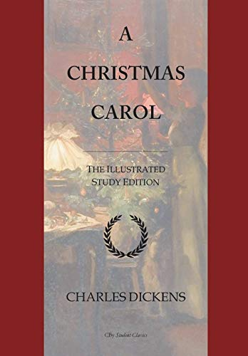 9781530990382: A Christmas Carol: GCSE English Illustrated Study Edition