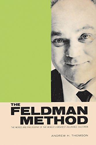 9781530992355: The Feldman Method