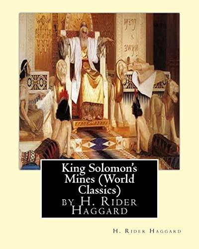 9781530999729: King Solomon's Mines (Penguin Classics),by H. Rider Haggard