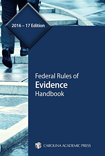9781531000295: Federal Rules of Evidence Handbook