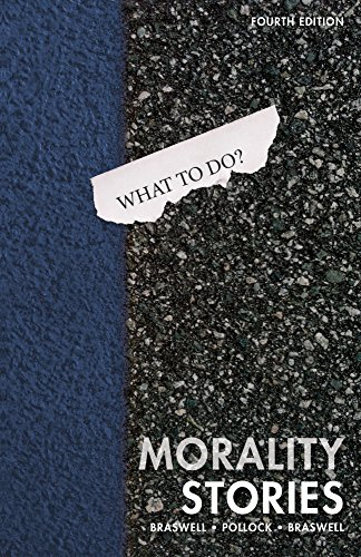 9781531005061: Morality Stories: Dilemmas in Ethics, Crime & Justice