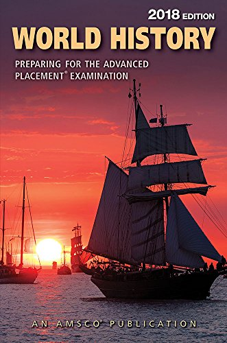 9781531116958: World History: Preparing for the Advanced Placement Examination, 2018 Edition