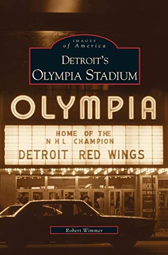 9781531604929: Detroit's Olympia Stadium