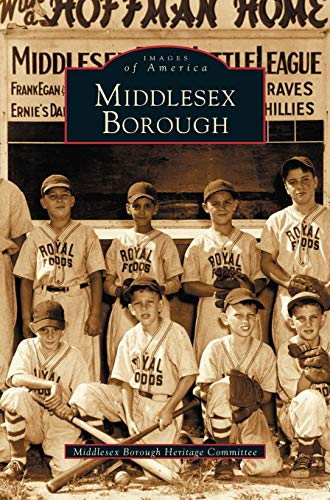 9781531607685: Middlesex Borough