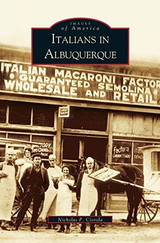 9781531614041: Italians in Albuquerque