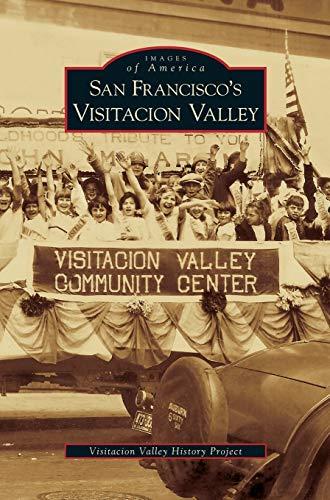 9781531616557: San Francisco's Visitacion Valley