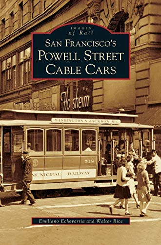 9781531616601: San Francisco's Powell Street Cable Cars