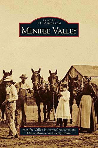 Menifee Valley (Hardback or Cased Book): Martin, Elinor