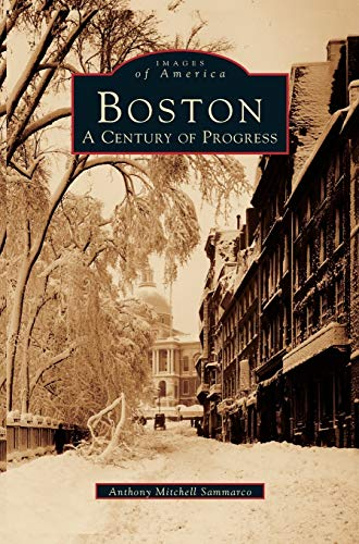 9781531623043: Boston: A Century of Progress