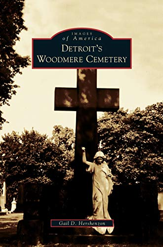 9781531624828: Detroit's Woodmere Cemetery