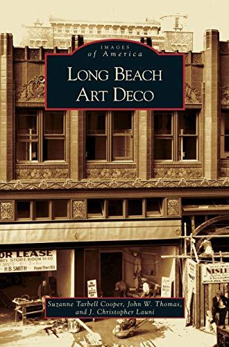 9781531628437: Long Beach Art Deco