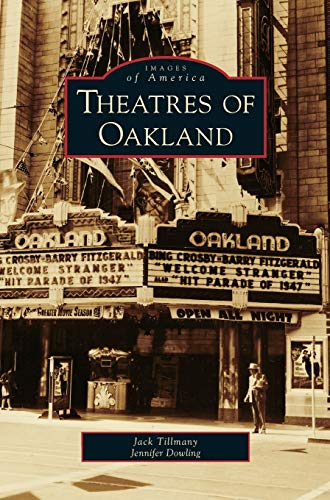 9781531628512: Theatres of Oakland