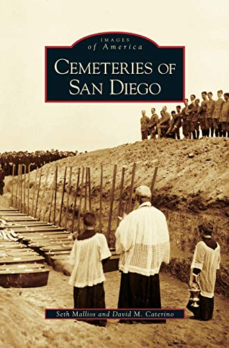 9781531628734: Cemeteries of San Diego