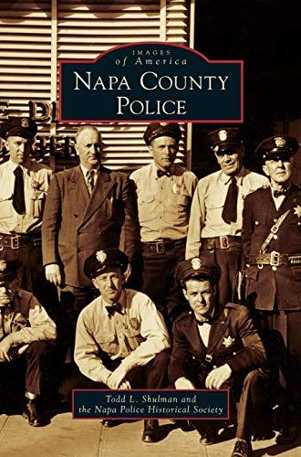 9781531629083: Napa County Police