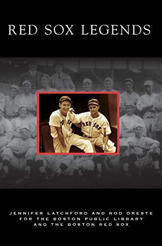 9781531630942: Red Sox Legends