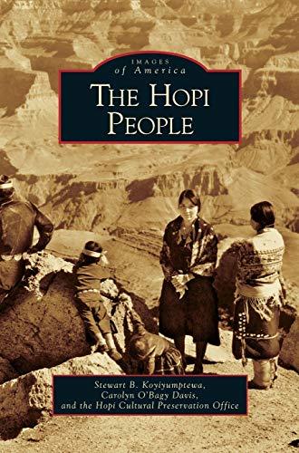 Hopi People (Hardback): Stewart B Koyiyumptewa,