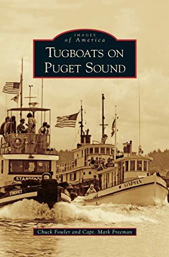 9781531638610: Tugboats on Puget Sound