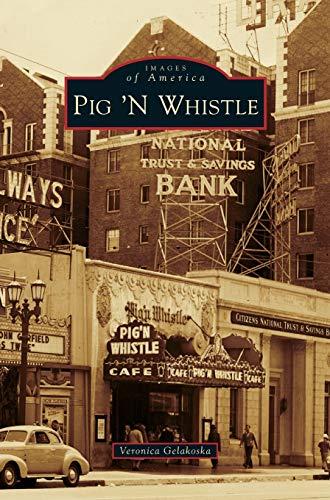 Pig 'n Whistle: Veronica Gelakoska